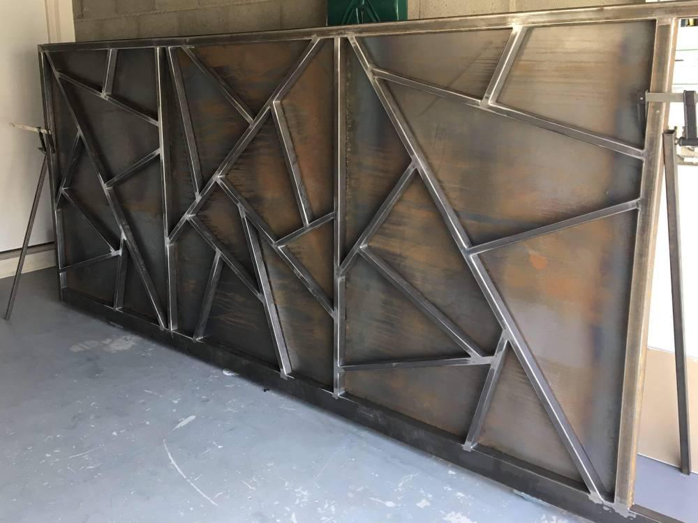travaux portail fer forgé alpes travaux locaux gap